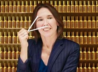 Marina Jung portrait - ABC du Parfum